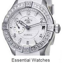 Zenith 16.0506.680/09.R666 Defy Classic HMS in Steel with...