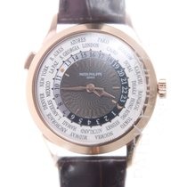 Patek Philippe Complications 18k Rose Gold Gray Automatic...