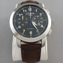 Glashütte Original Senator Navigator Chronograph Black dial 30...