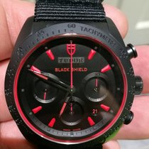 Tudor Fastrider Black Shield Red Chronograph