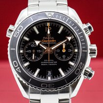 Omega 232.30.46.51.01.001 Planet Ocean Co-Axial Chronograph SS...