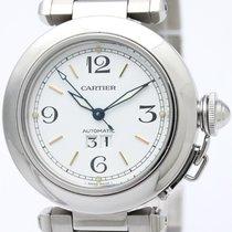 カルティエ (Cartier) Pasha C Big Date Steel Automatic Unisex Watch...