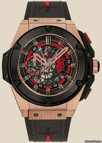 97fa1f6c78d Hublot King Power Red Devil Manchester United for ฿615