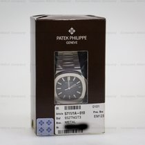 Patek Philippe 5711/1A-010 Jumbo Nautilus Blue Dial SS DOUBLE...