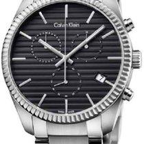 ck Calvin Klein alliance Chronograph Herrenuhr K5R37141