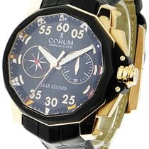 Corum 895.931.91/0001 AN32 Admirals Cup Leap Second 48mm in...