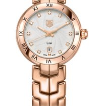 TAG Heuer Link Lady Quartz Watch Rose Gold