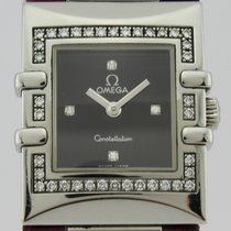 Omega CONSTELLATION QUADRA DIAMONDS LADY
