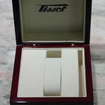 Tissot vintage wooden watch box newoldstock