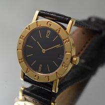 Bulgari Ladies 18k Yellow Gold BB 30 GL, 30 mm