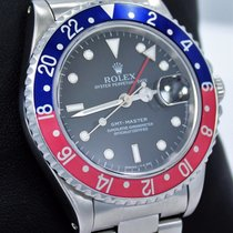 Ρολεξ (Rolex) Gmt Master Pepsi 16700 Blue/red 40mm Steel...