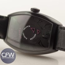 Franck Muller Casablanca Cypher Black 5 in the world limited...