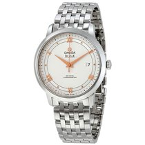 Omega Ladies 42410402002002 De Ville Prestige Co-Axial Watch