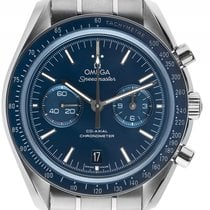 Omega Speedmaster Moonwatch Co-Axial Chronograph Titan...