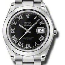 Rolex Unworn 116300 Datejust II 41mm in Steel - Smooth Bezel -...