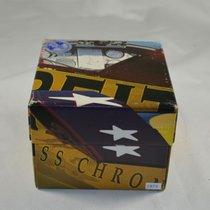 Breitling Uhren Box Watch Box Case Rar Bakelite Mit Umkarton 13