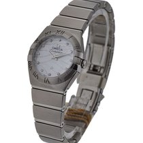 Omega 123.10.24.60.55.003 Constellation Ladies n Steel - on...