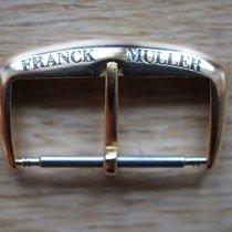 Franck Muller 22mm pin buckle ( dornschliesse ) YELLOW GOLD 18K