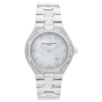 Vacheron Constantin Overseas Stainless Steel Ladies Watch 25750