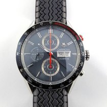 TAG Heuer Carrera Calibre 16 43mm Day Date Monaco Limited Edition