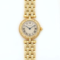 Cartier Pantehre Ronde 18K Solid Yellow Gold Diamonds