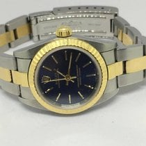 Rolex Lady-Datejust Gold Steel Oyster 79163 2002
