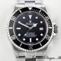 Rolex Sea Dweller Stahl 16600 Automatik