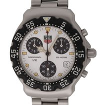 TAG Heuer : Formula 1 Chronograph :  CA1212 :  Stainless Steel