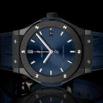 Hublot Classic Fusion Blue Ceramic NEW UNWORN