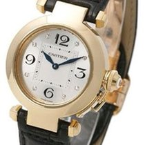 Cartier Pasha 18K Solid Yellow Gold