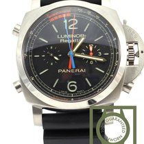 パネライ (Panerai) Luminor 1950 Regatta 3 days Chrono Flyback...
