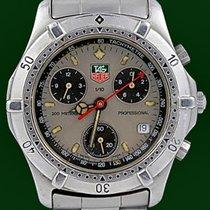 Ταγκ Χόιερ (TAG Heuer) Professional 2000 Chronograph Stainless...