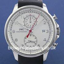 IWC Portuguese Yacht Club Chronograph Ref: IW3902-11.
