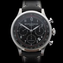 Baume & Mercier Capeland Stainless Steel Gents MOA10001