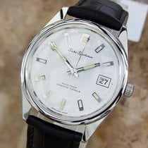 Seiko Sportsman 1960s Japanese Manual Mens Vintage Stainless...