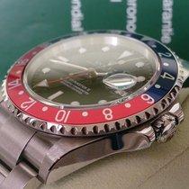 Rolex GMT II ST REF 16710 +WIE NEU +Rolex Revision u GA B & P
