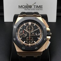 愛彼 (Audemars Piguet) Royal Oak Offshore Rose Pink Gold Ceramic...