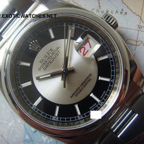 롤렉스 (Rolex) 2007 STUNNING ROLEX DATEJUST TUXEDO RED DATE Ref...
