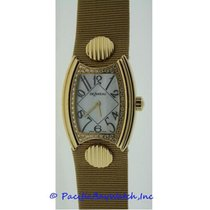 DeLaneau First Lady Yellow Gold Diamond Watch