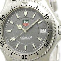 TAG Heuer Polished Tag Heuer Sel Professional 200m Steel...
