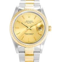 Rolex Watch Oyster Perpetual Date 15223
