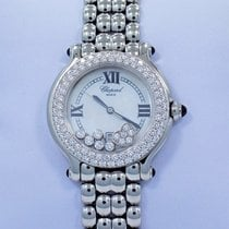 Chopard Happy Sport 27/8291 Factory Floating Diamonds &...