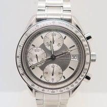 Omega Speedmaster Chronograph Date Grey Dial