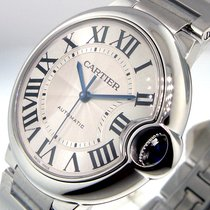 Cartier Ballon Bleu W6920046 37 Mm Midsize Automatic Stainless...