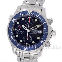 Omega Seamaster Professional Diver 300M Stainless Steel 41.5MM