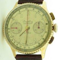 Breitling Chronomat 18k Rose Gold Ref. 769 Vintage 1940s Rare...