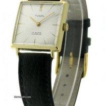 Tusal 14K Gold Vintage Watch