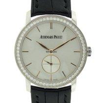 Audemars Piguet Ladies Jules Audemars Small Seconds Diamond Bezel