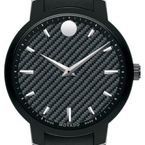 Movado Gravity Black Carbon Fiber | Men's 0606849