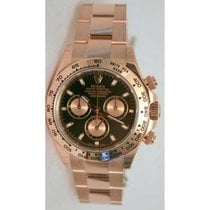 Rolex Oyster Perpetual Cosmograph Rose Gold Daytona 116505...